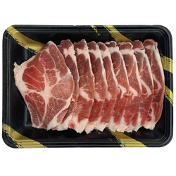 Iberico Pork Collar Shabu <p> $5.16 / 100grams<br>Frozen