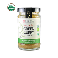 Mekhala Thai Green Curry Paste <p> $5.50 / jar<br> Organic