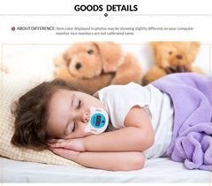 Baby Nipple Thermometer Medical  Pacifier LCD Digital childer's Thermometer wellness safe Care Thermometer for child