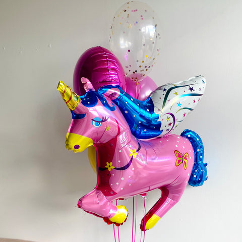 Ballonpost - Unicorn Magic