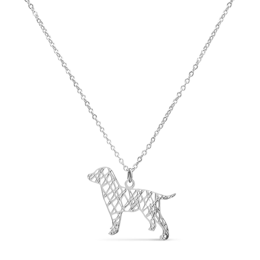 Geometric Dog Necklace