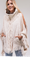 Load image into Gallery viewer, Boho High Neck Jacket, Bohemia Kimono Coat, Organic Clothing