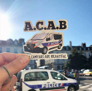 Stickers Renault Trafic