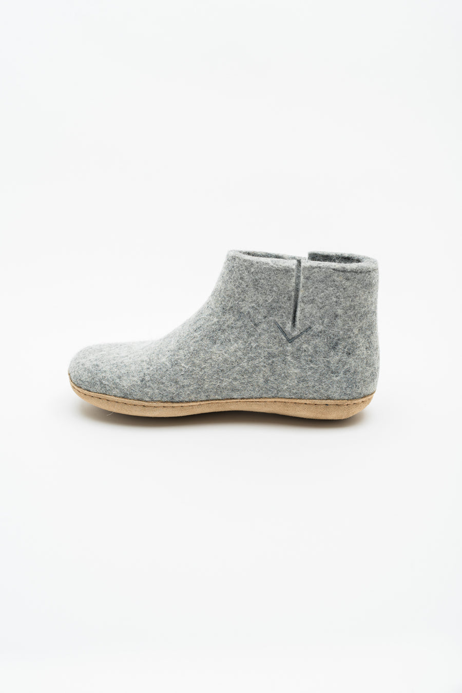 Low Boot - Grey