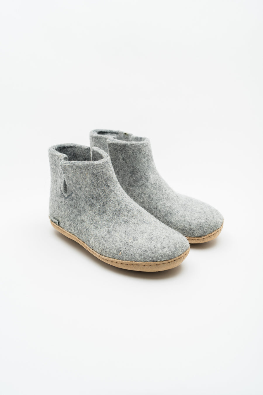 Men's Low Boot - Grey