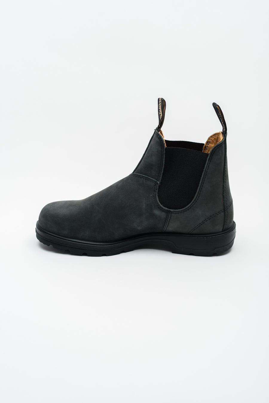 Men's 587 Rustic Black Blundstone