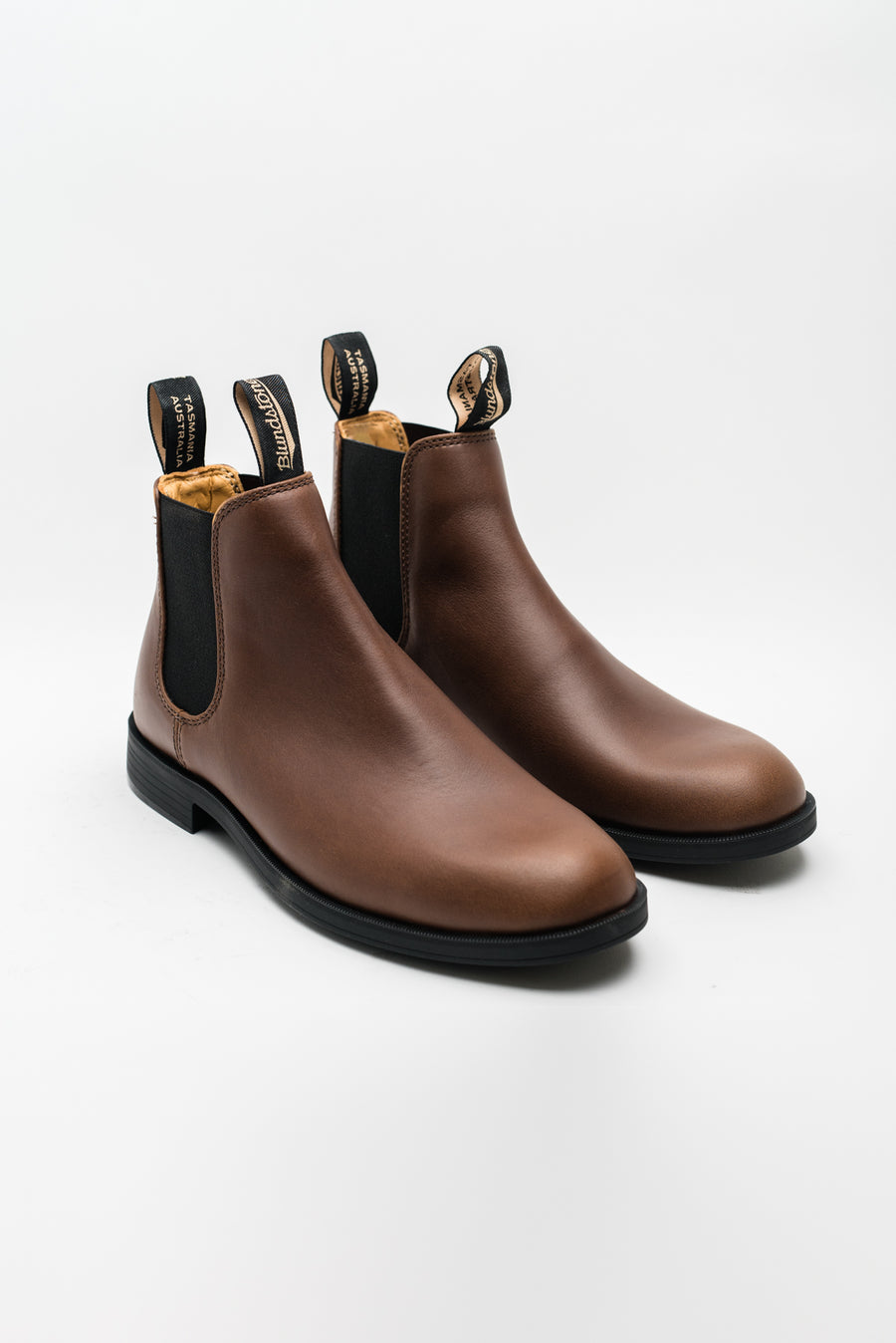 Men's 1902 Tan Ankle Dress Boot