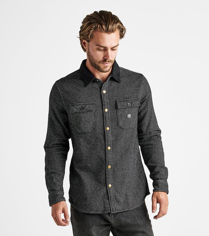 Nordsman Cotton Flannel - Charcoal