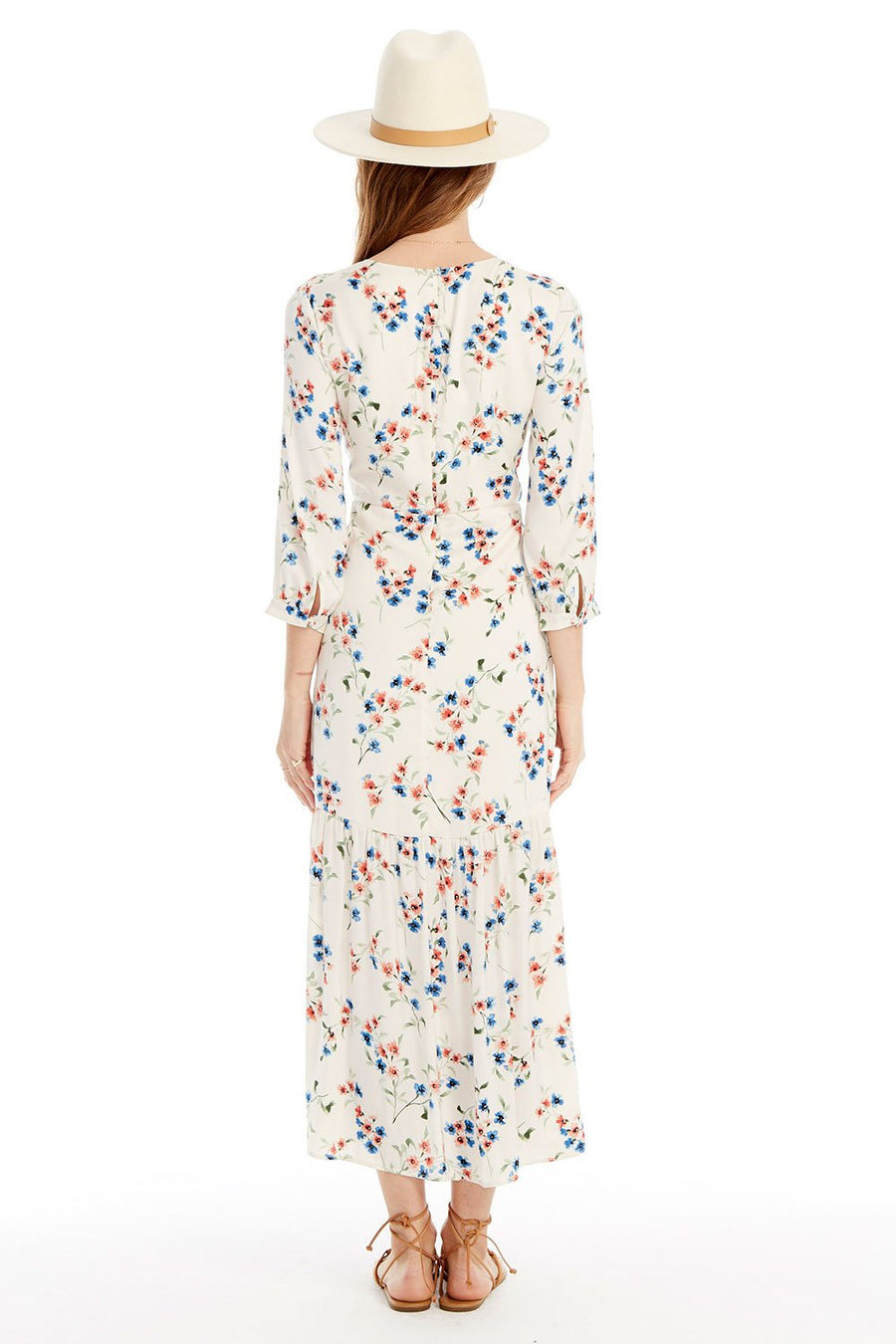 Lottie Spring Blossom Maxi Dress
