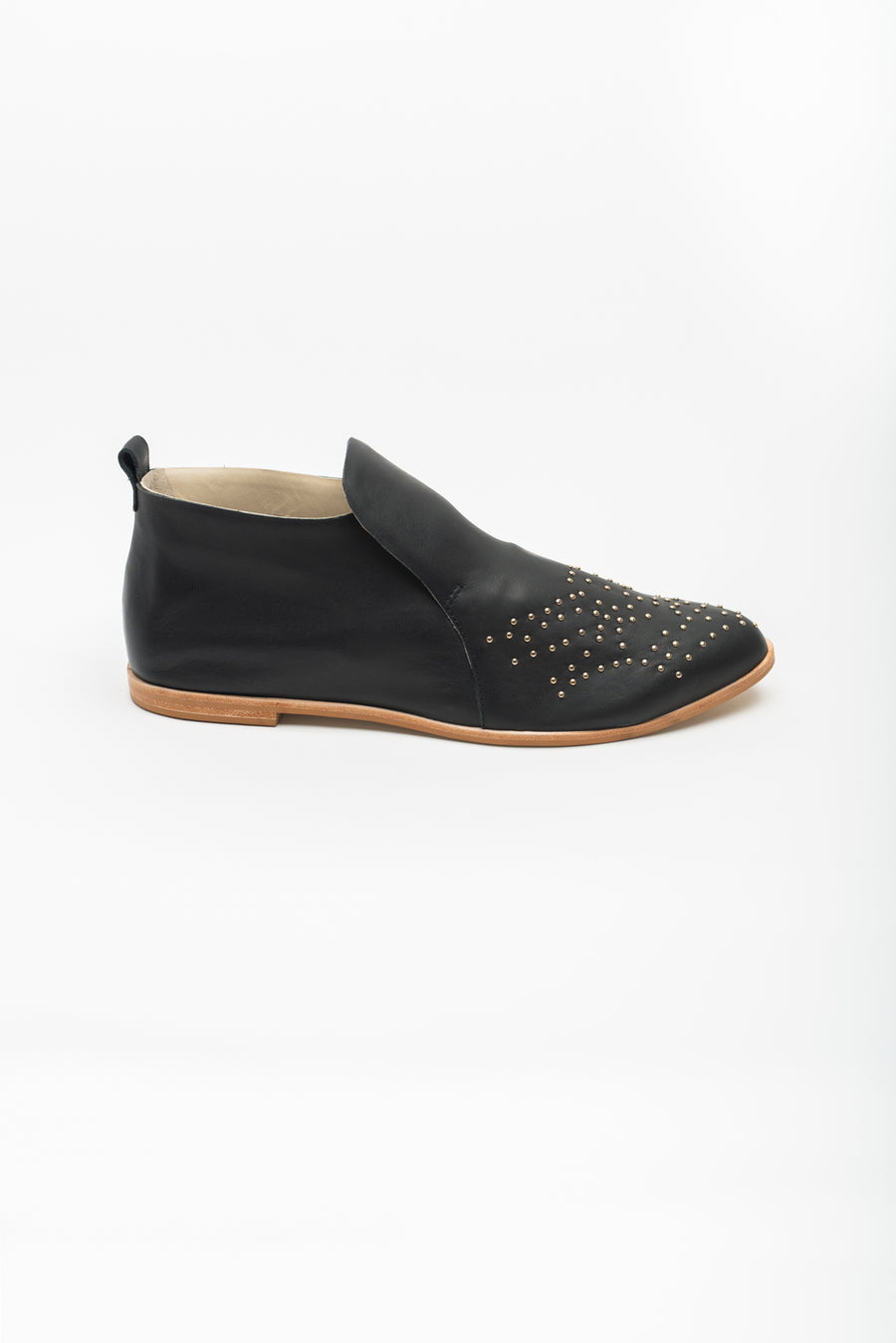 Tee Pee Slip-On - Black