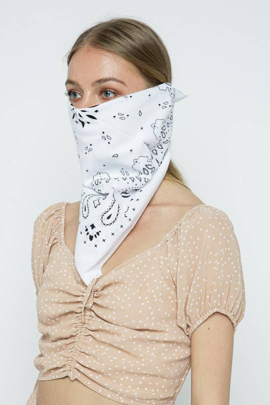 Muted Color Bandanas