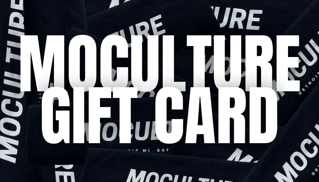MOCULTURE Gift Card