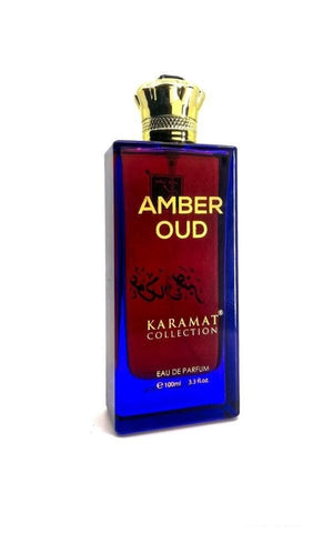 Amber Oud 100 ml – Karamat Collection
