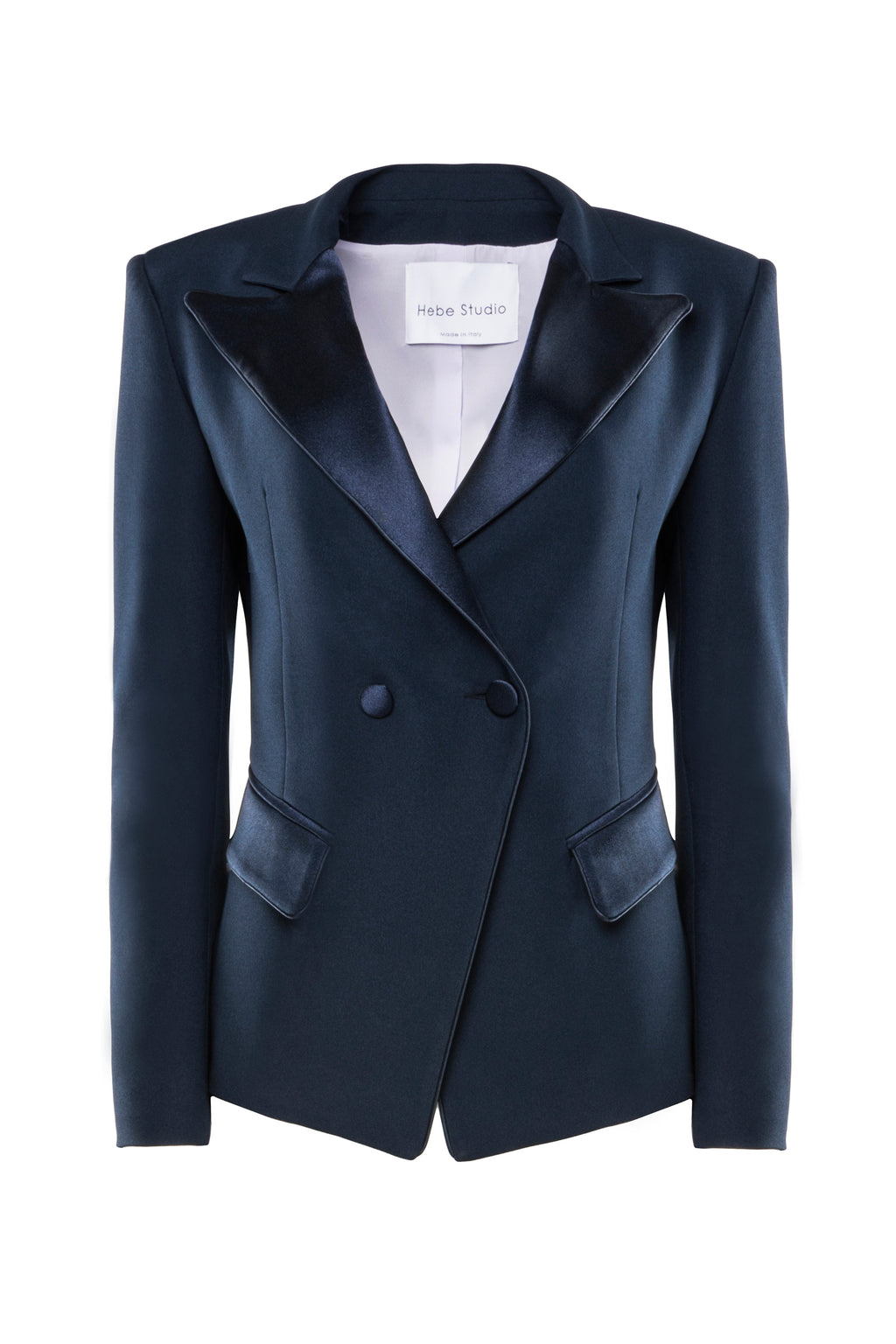 The Navy LouLou Blazer