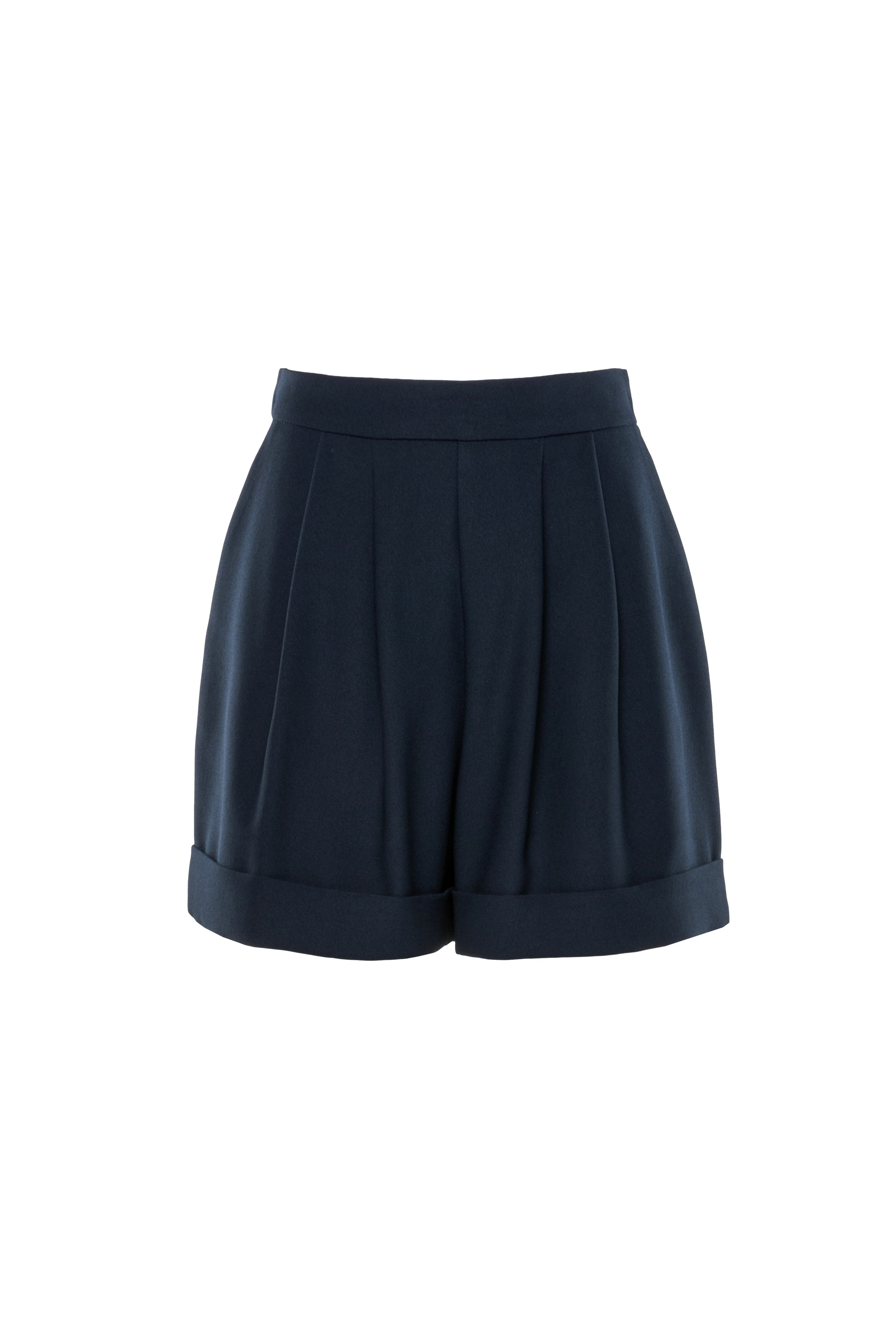 The Navy Bianca Shorts