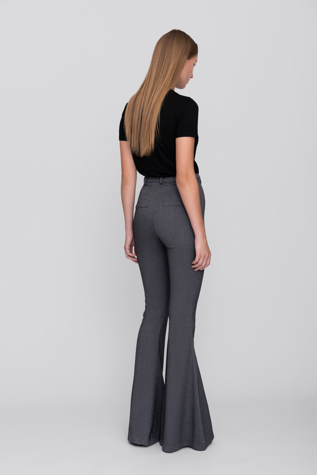The Salt & Pepper Bianca Pants