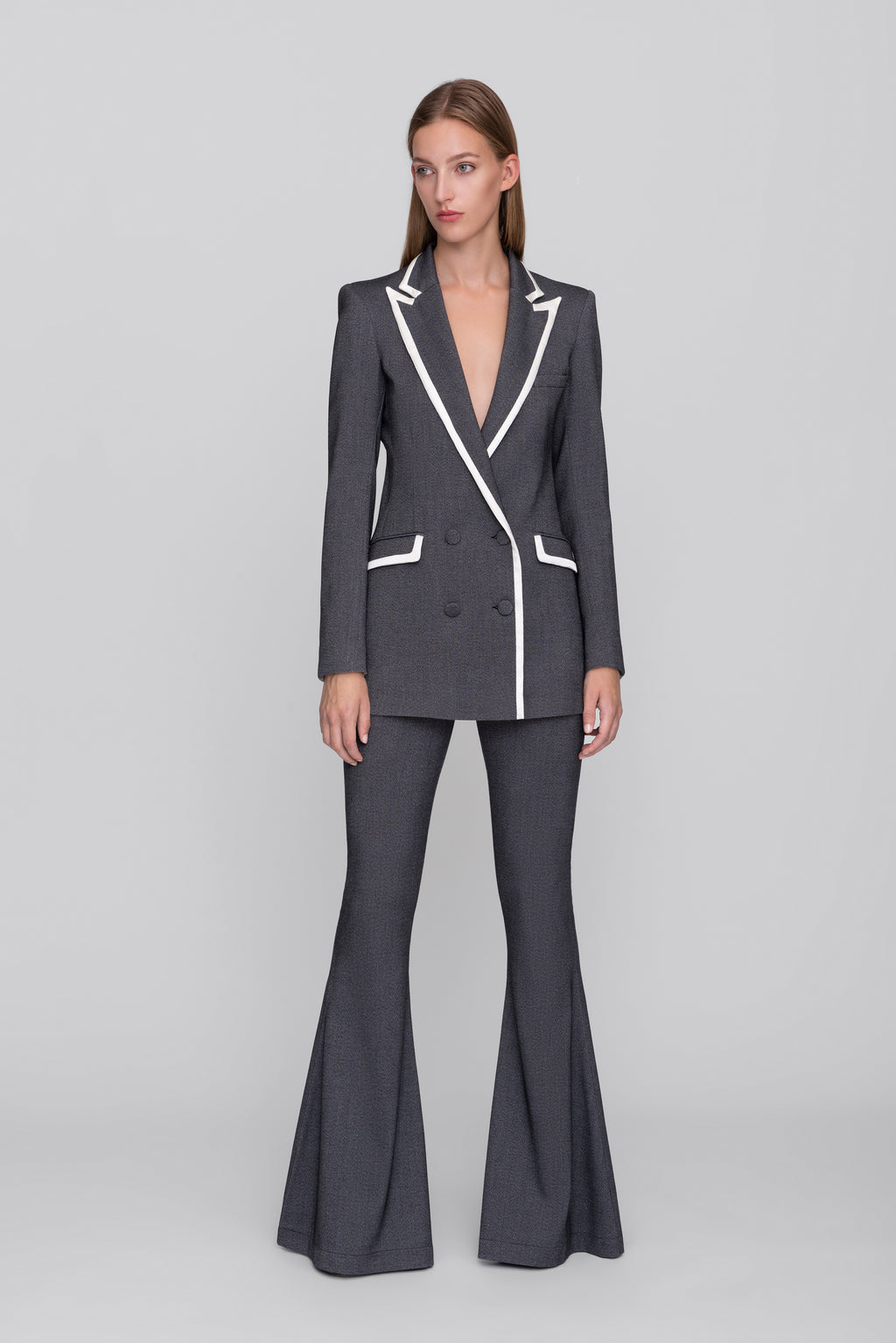 The Salt & Pepper Bianca Blazer
