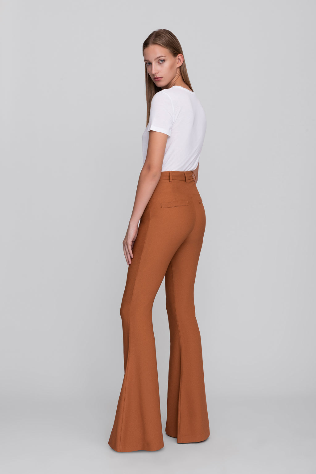 The Rust Bianca Pants
