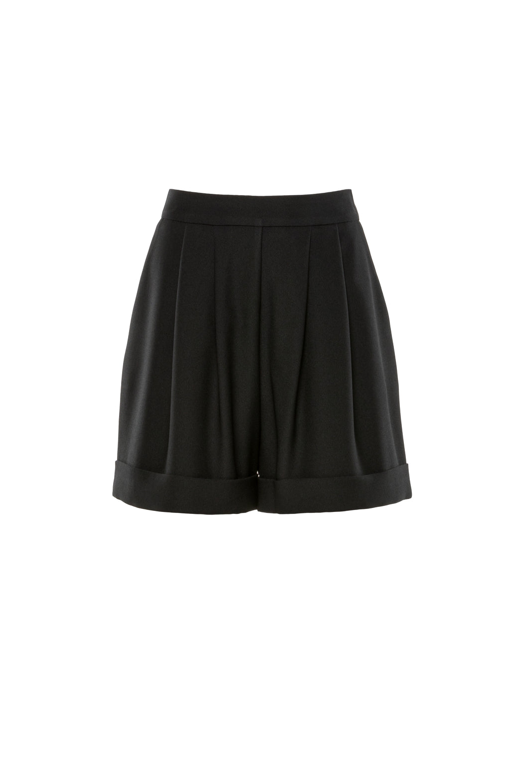 The Black Bianca Shorts