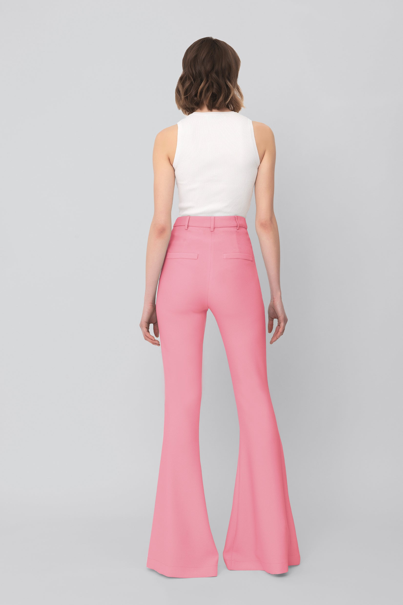The Pink Bianca Pants