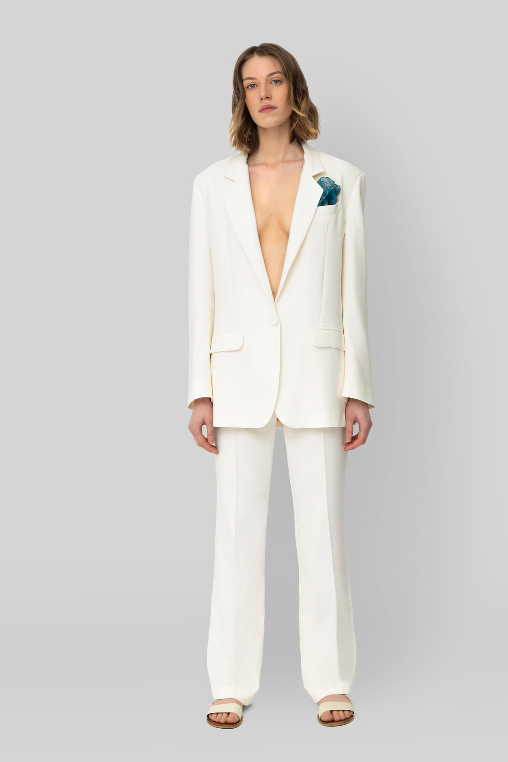 The Cream Lover Blazer