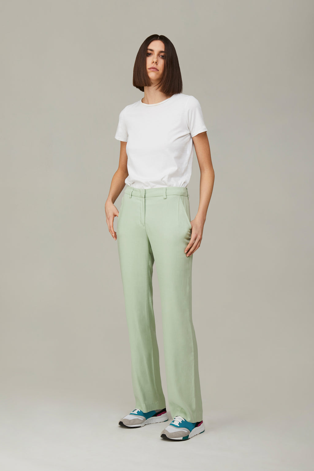 The Mint Green Lover Pants