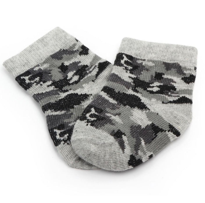 7 pairs Newborn socks (Not gift boxed)