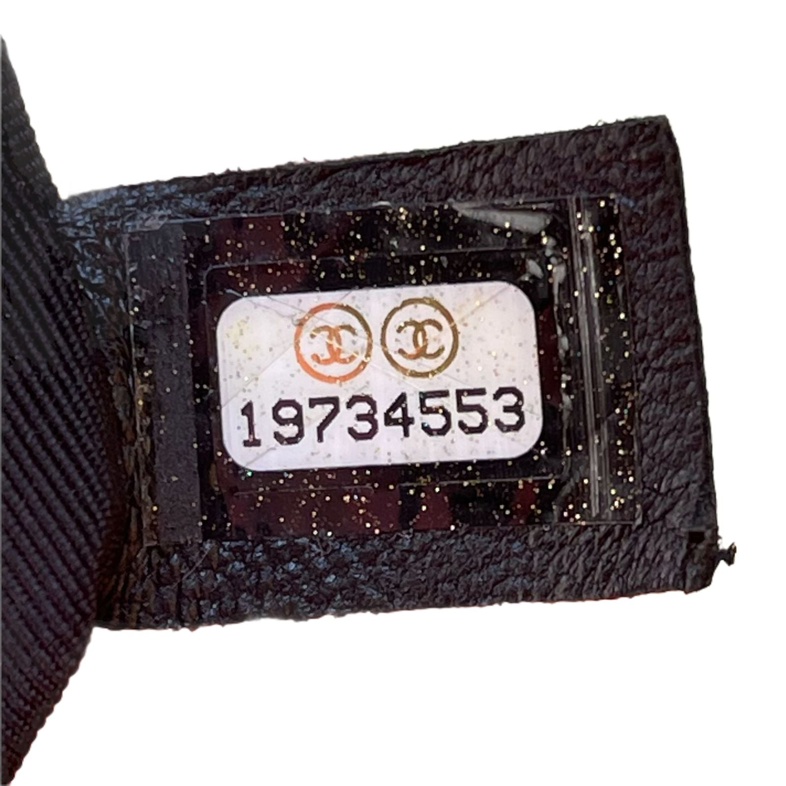 Chanel Serial Codes