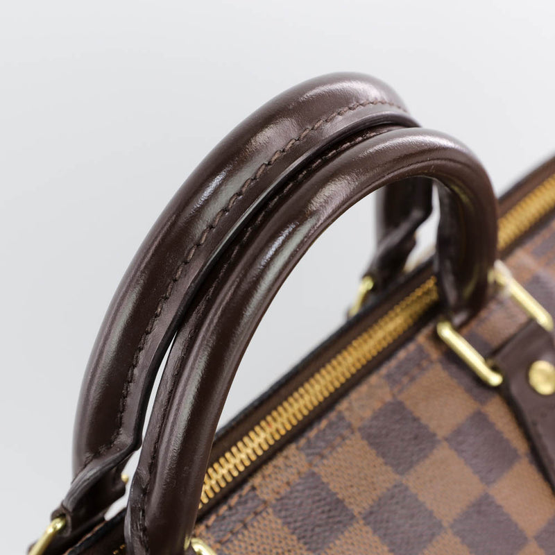 Speedy 35 Bandouliere Damier Leather