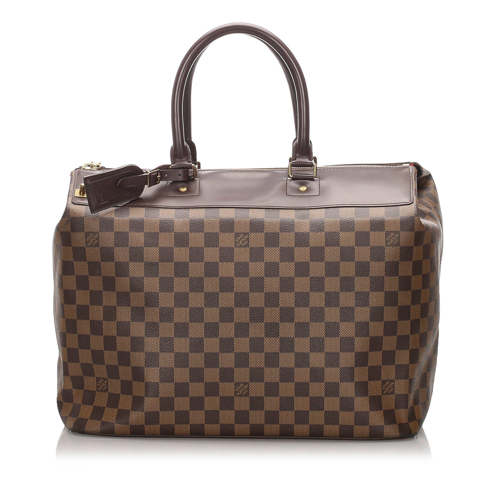 Damier Ebene Greenwich PM Brown - Bag Religion
