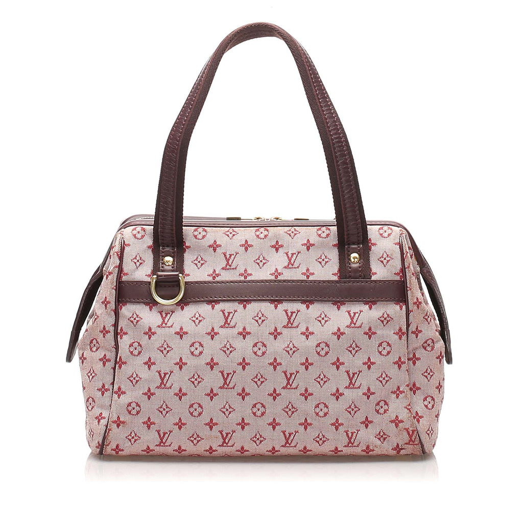 Mini Monogram Josephine PM Cherry