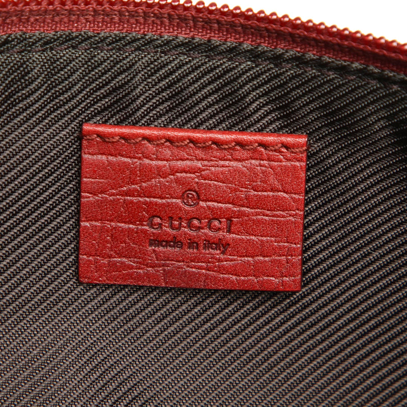 GG Canvas Boat Red - Bag Religion