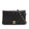 CC Timeless Lambskin Leather Flap Bag Black - Bag Religion