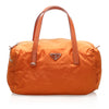 Tessuto Handbag Orange - Bag Religion