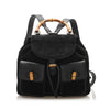 Palm Springs Backpack PM in infrarouge monogram leather