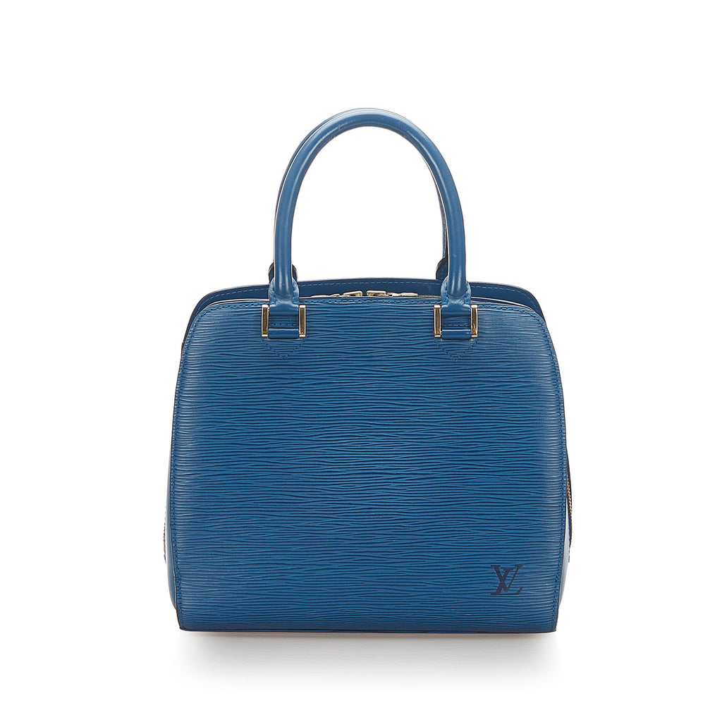 Epi Pont Neuf Blue - Bag Religion