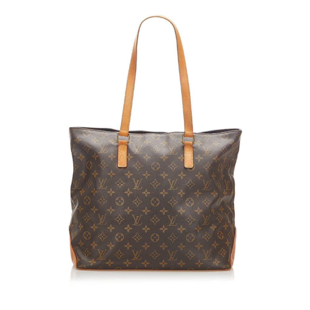 Monogram Cabas Mezzo Brown - Bag Religion