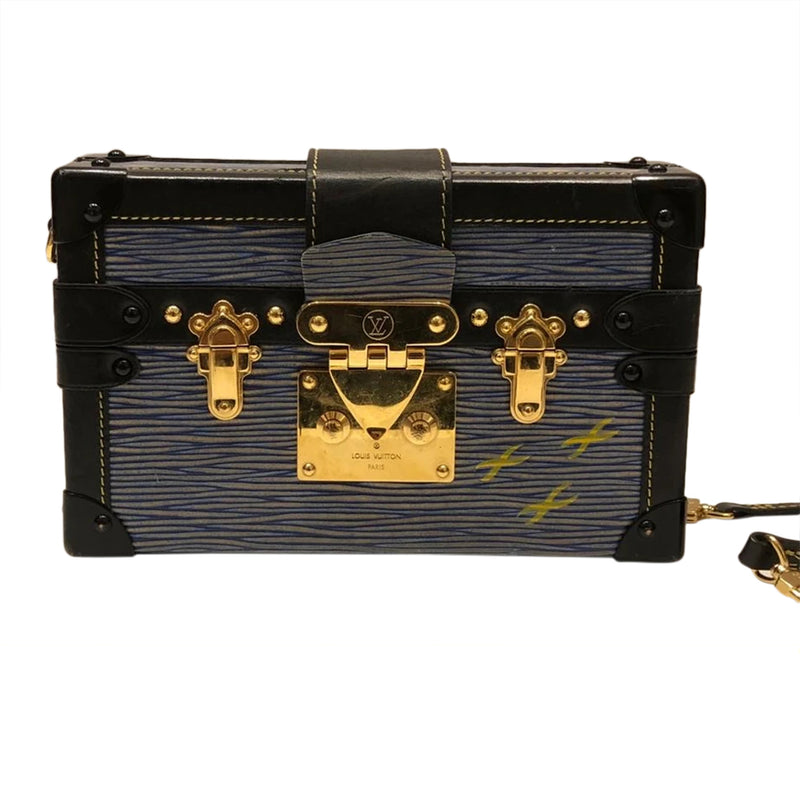 Petite Malle Trunk Chest Bag