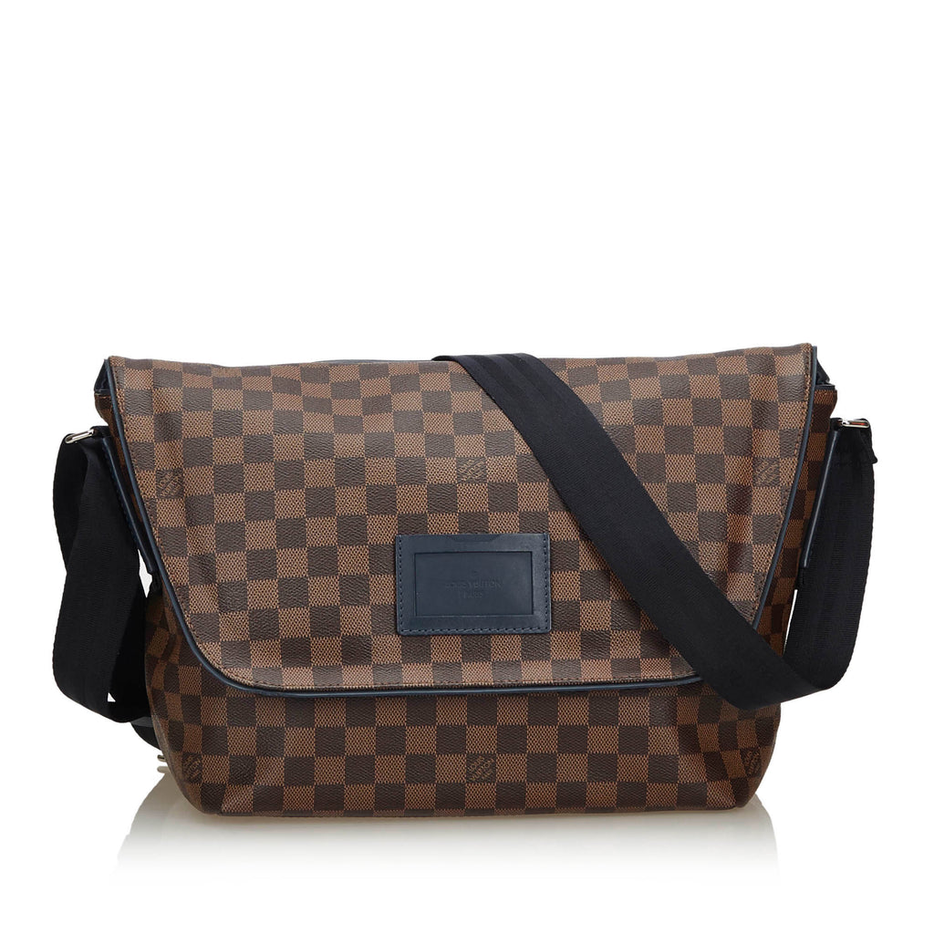 Damier Ebene Sprinter MM Brown - Bag Religion