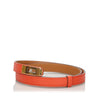 Epsom Kelly Belt Red - Bag Religion