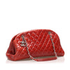 Mademoiselle Bowling Bag Red - Bag Religion