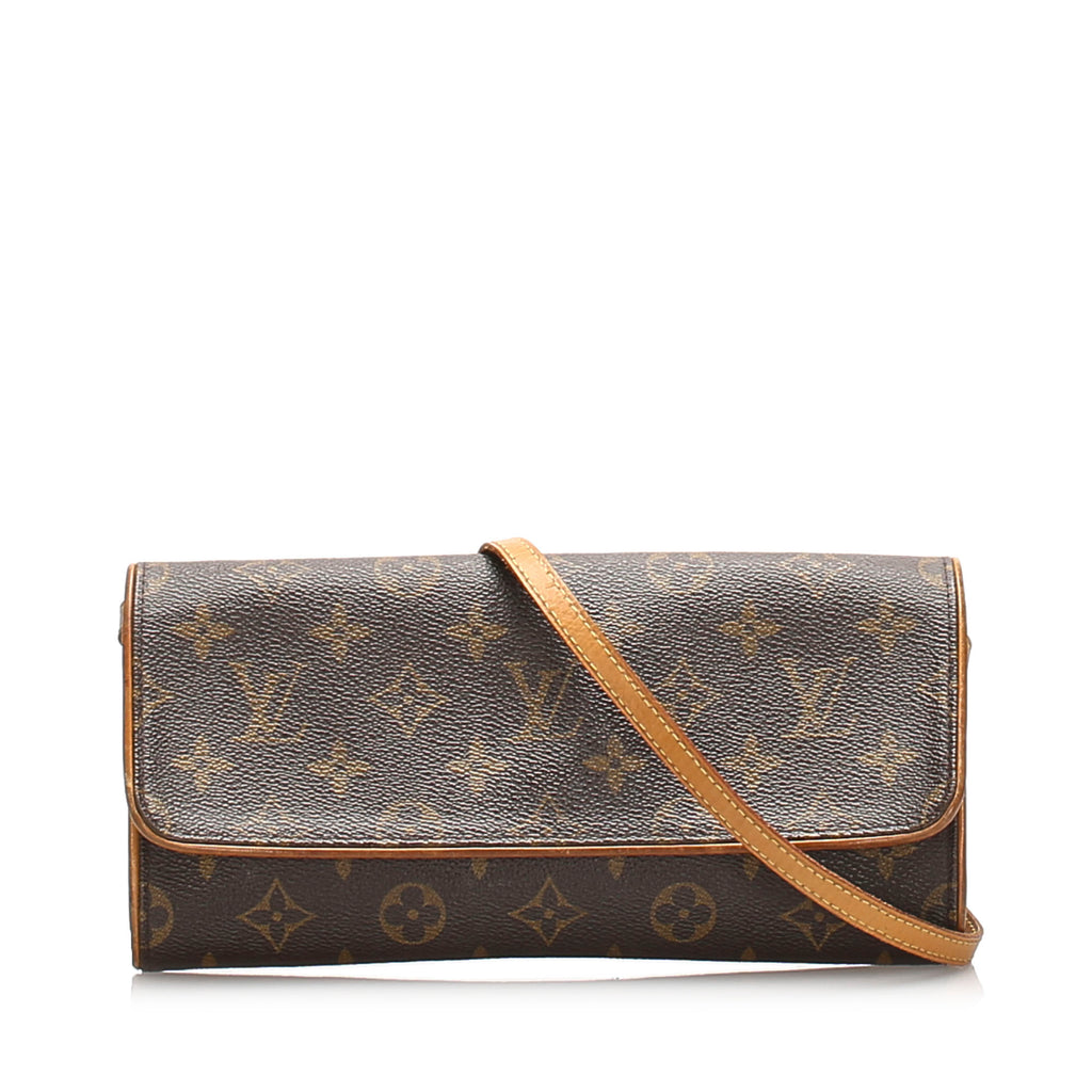Monogram Pochette Twin GM