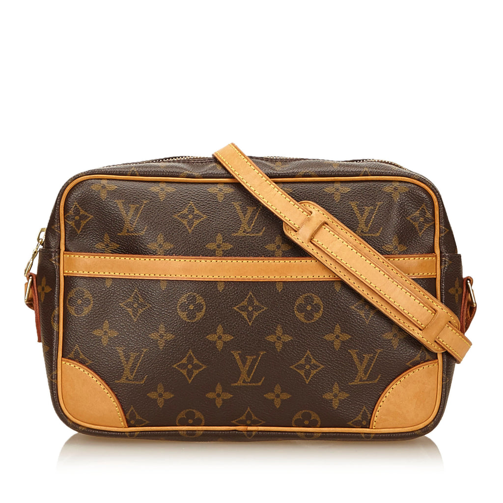 Monogram Trocadero 27 Crossbody