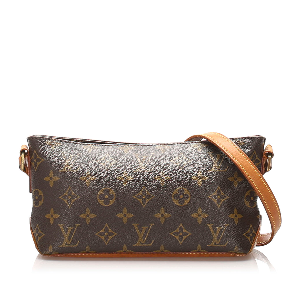 Monogram Trotteur Crossbody