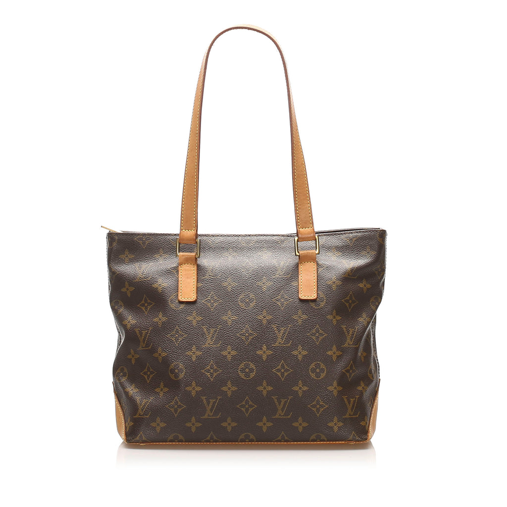 Monogram Cabas Piano Brown - Bag Religion