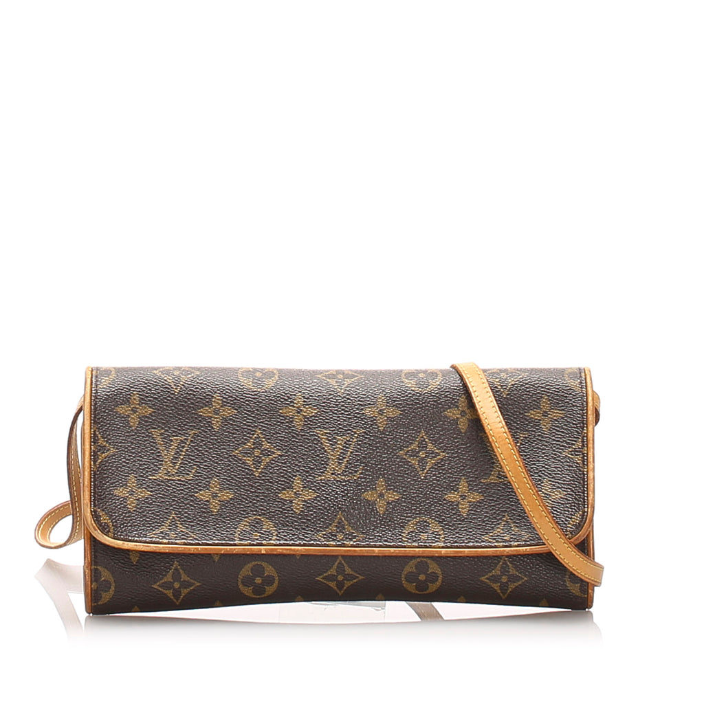 Monogram Pochette Twin GM Brown - Bag Religion