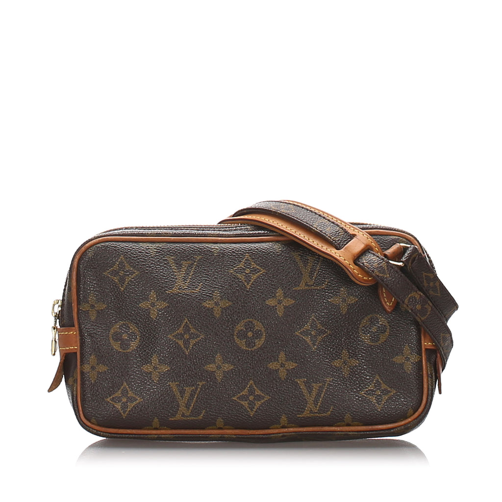 Monogram Marly Bandouliere Brown - Bag Religion