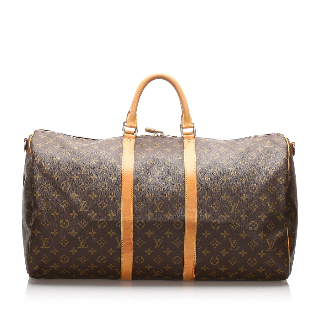 Monogram Keepall Bandouliere 55 Brown - Bag Religion