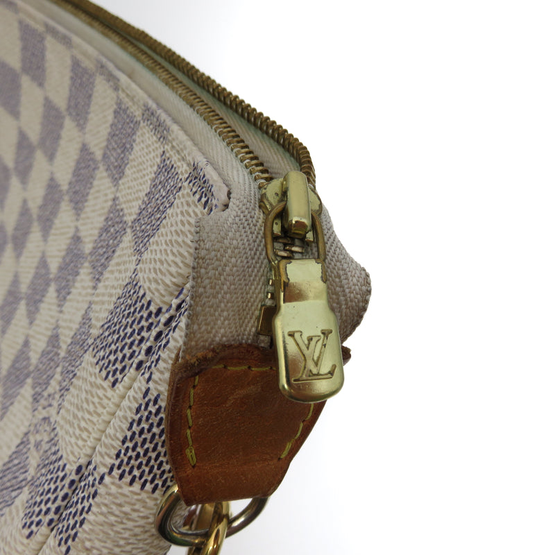 Pochette in Damier Azur - Bag Religion