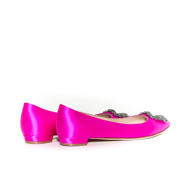Hangisi Flats in Fuschia - Bag Religion